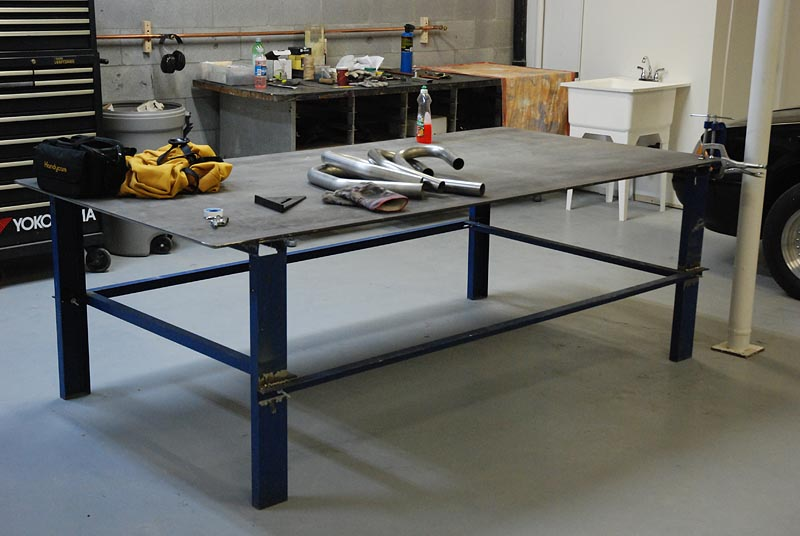 Welding Table - Honda-Tech - Honda Forum Discussion